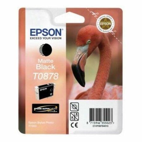 Epson T0878 eredeti tintapatron