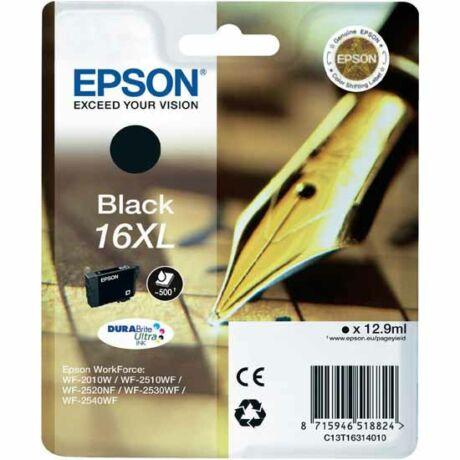 Epson 16XLBK (T1631) eredeti tintapatron