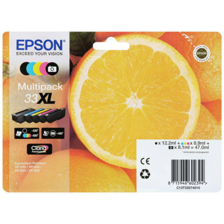 Epson T3357 eredeti tintapatron multipack