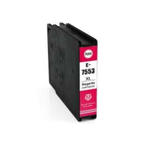 Epson T7553 XL [4k] kompatibilis tintapatron