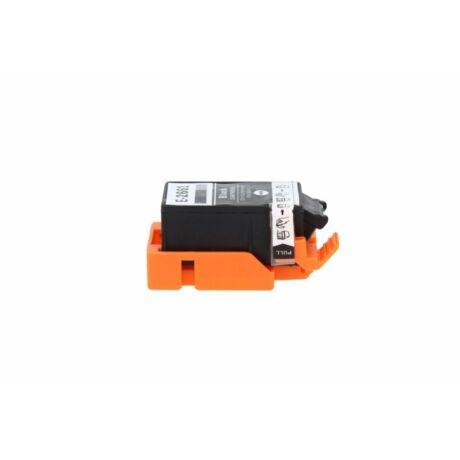 Epson 266 (T2661) (BK) kompatibilis tintapatron