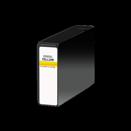 Canon PGI-2500XL (Y) utángyártott tintapatron