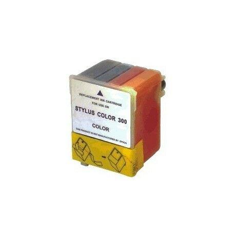 Epson 138 (S020138)BK CMY utángyártott tintapatron