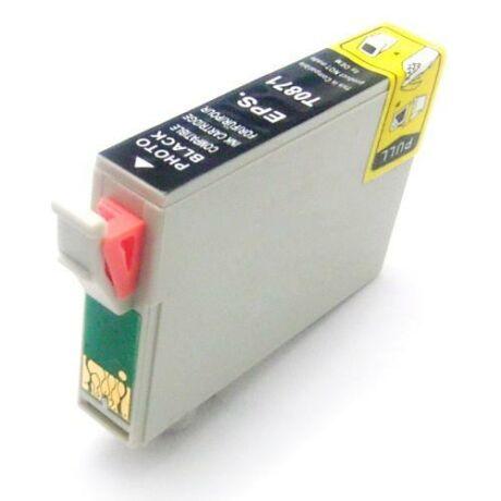 Epson T0871 utángyártott tintapatron