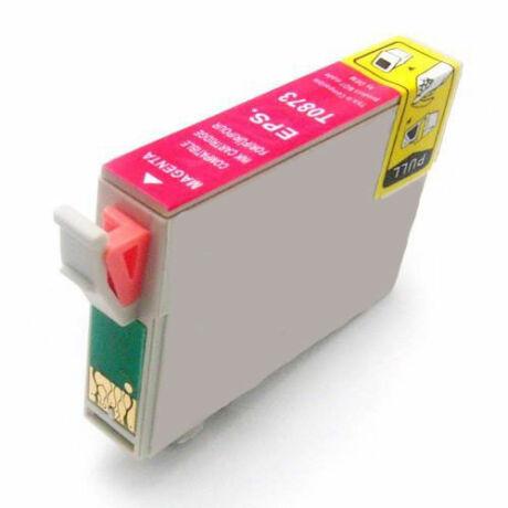 Epson T0873 utángyártott tintapatron