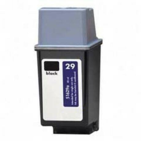 HP 29 BK (51629) utángyártott tintapatron