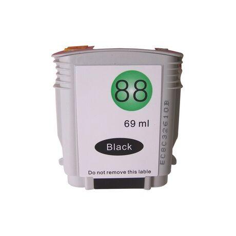 HP 88XL BK (C9396A) utángyártott tintapatron