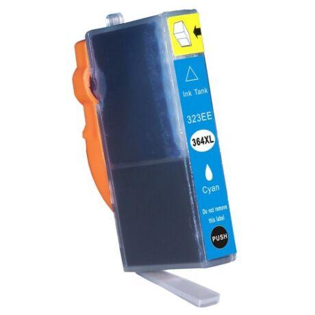 HP 364XL C (CB323EE) utángyártott tintapatron