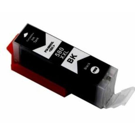 Canon PGI-580XXL BK kompatibilis tintapatron