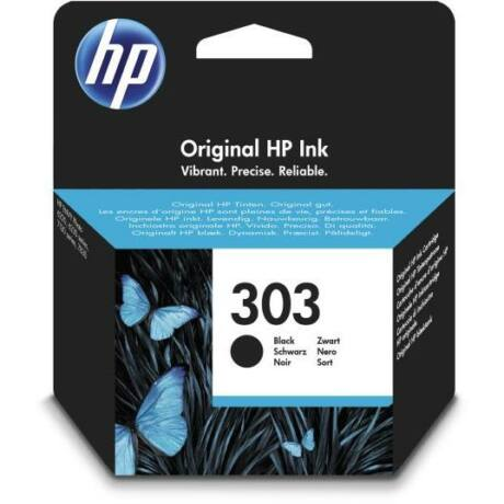HP 303 (BK) (T6N02AE) eredeti tintapatron