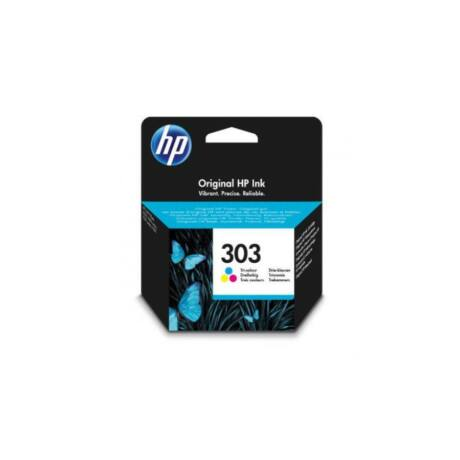 HP 303 (CMY) (T6N01AE) eredeti tintapatron