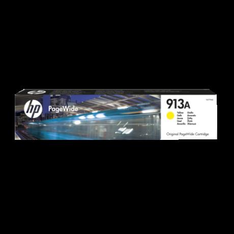 HP 913A (F6T79AE) (Y) eredeti tintapatron