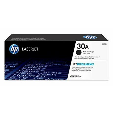 HP 30A [CF230A] fekete eredeti toner