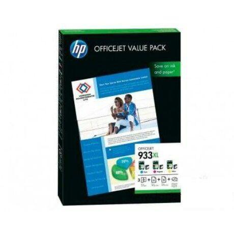 HP 933XL CMY (CR711AE) Officejet Pack + 25/A4