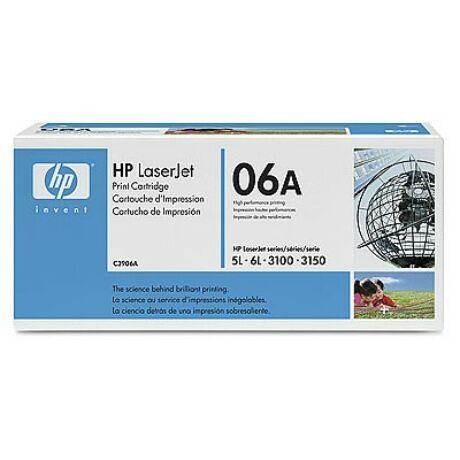HP 06A (C3906A) eredeti toner