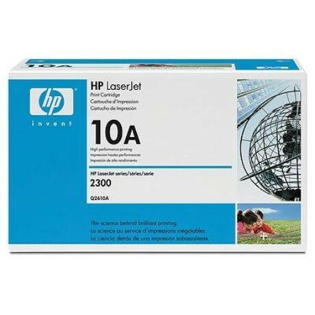 HP 10A (Q2610A) eredeti toner