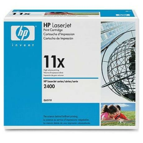 HP 11X (Q6511X) eredeti toner