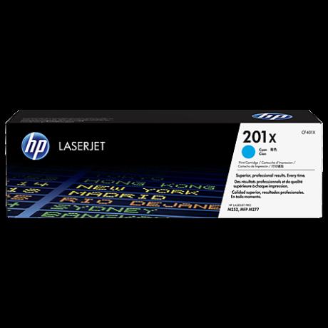HP 201X C (CF401X) [2.3k] eredeti toner