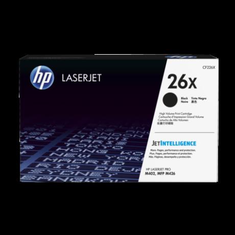 HP 26X BK (CF226X) [9k] eredeti toner