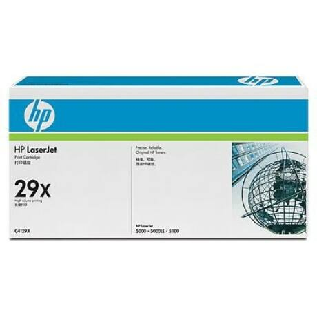 HP 29X (C4129X) eredeti toner