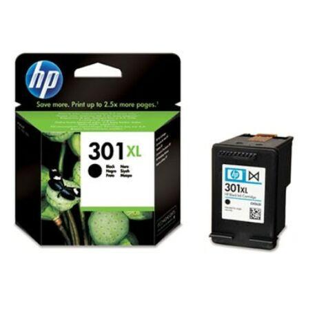 HP 301XL (BK) (CH563EE) eredeti tintapatron