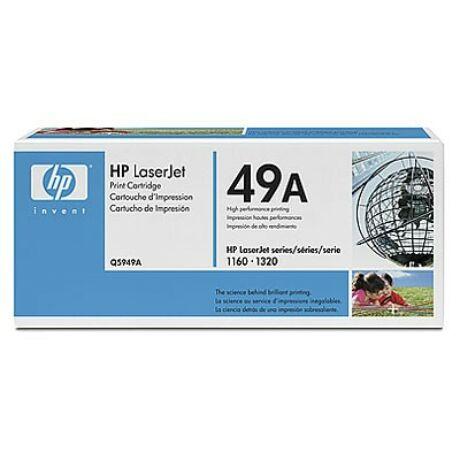 HP 49A (Q5949A) eredeti toner