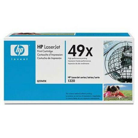 HP 49X (Q5949X) eredeti toner