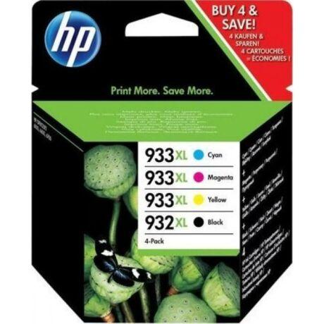 HP 932XL/933XL 4db-os BK,CMY (C2P42AE ) Eredeti patroncsomag