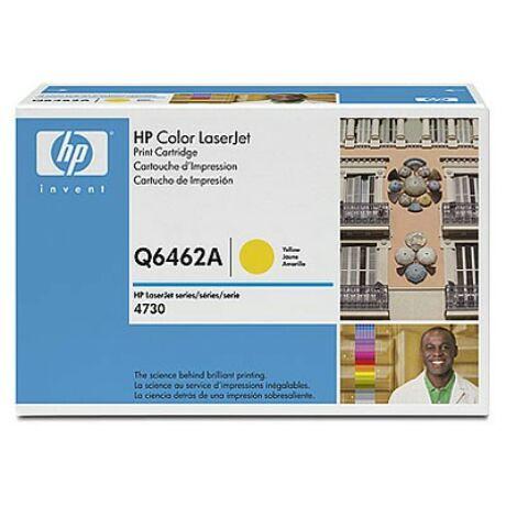 HP Q6462A (Y) eredeti toner