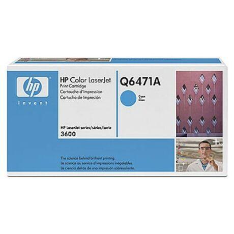 HP Q6471A (C) eredeti toner