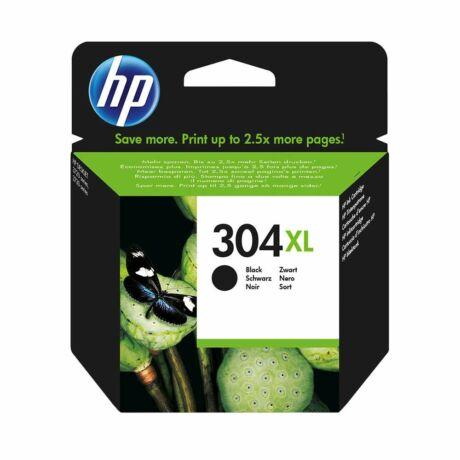 HP 304XL (BK) (N9K08AE) eredeti tintapatron