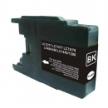 Brother LC1240/1280BK utángyártott tintapatron