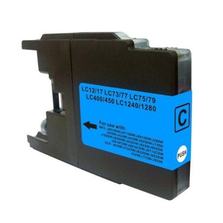 Brother LC1240/1280C utángyártott tintapatron