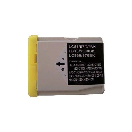 Brother LC970-LC1000BK utángyártott tintapatron