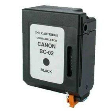 Canon BC-02 (BC-01-BX-2)BK utángyártott tintapatron