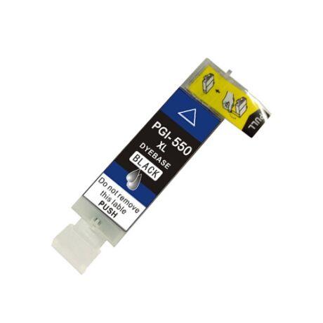 Canon PGI-550XL BK (Chipes) utángyártott tintapatron