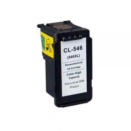 Canon CL-546XL (CMY) kompatibilis tintapatron