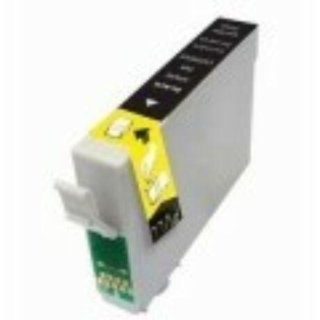 Epson T0711/T0891BK utángyártott tintapatron