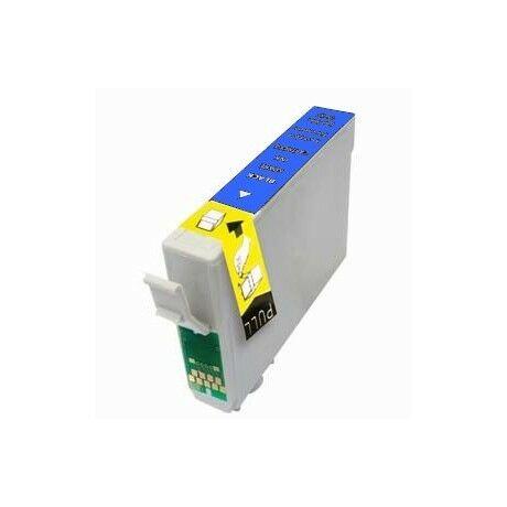 Epson T0712/T0892C utángyártott tintapatron