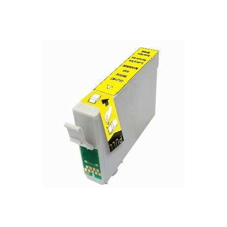 Epson T0714/T0894Y utágyártott tintapatron