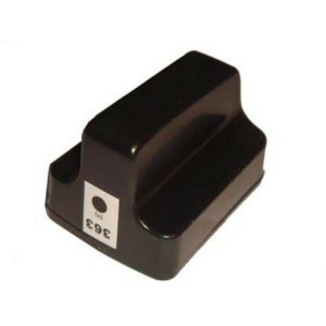 HP 363  XL BK (C8719E/C8721E) kompatibilis tintapatron