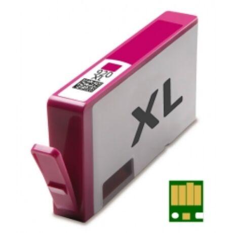 HP 920XL M (CD973A) chippes utángyártott tintapatron