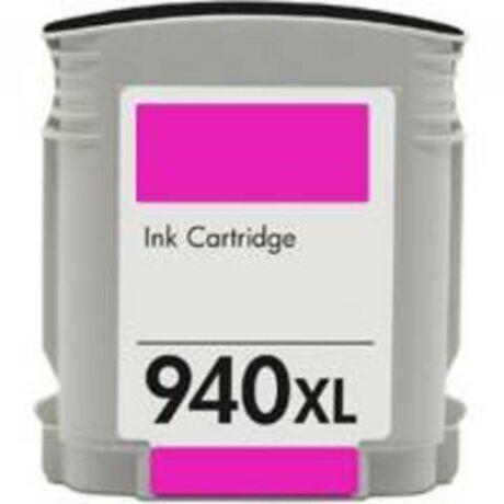 HP 940XL M (C4908AE) utángyártott tintapatron