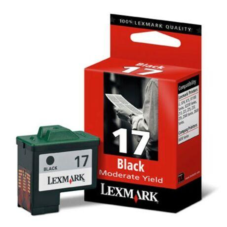 Lexmark 17 (10N0217) eredeti tintapatron