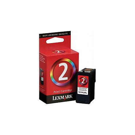 Lexmark 2 (18CX190) eredeti tintapatron