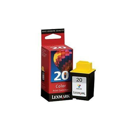 Lexmark 20 (15M0120) eredeti tintapatron