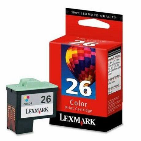 Lexmark 26 (10N0026) eredeti tintapatron