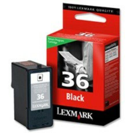 Lexmark 36 (18C2130E) eredeti tintapatron