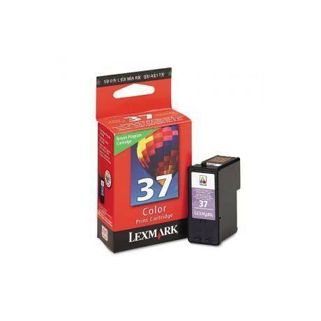 Lexmark 37 (18C2140E) eredeti tintapatron