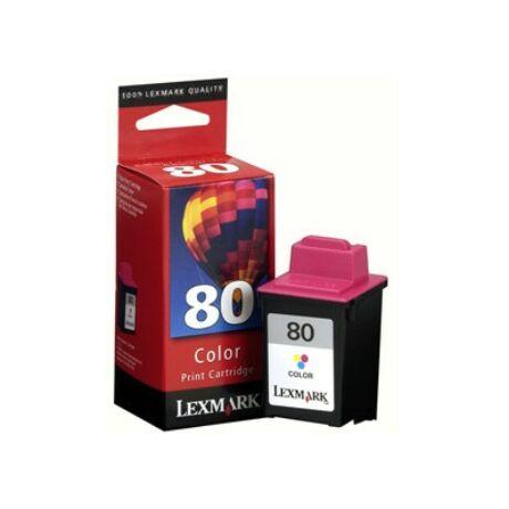 Lexmark 80 (12A1980) eredeti tintapatron